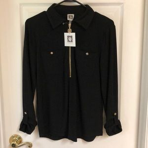 Anne Klein Womens Shirt